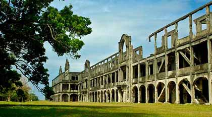 Historical spots in the Philippines